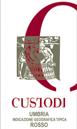 Etichetta Rosso IGT